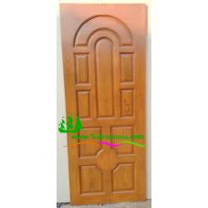 ประตูไม้สักบานเดี่ยว รหัส D53